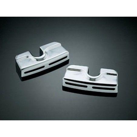 Caches écrous de culasses Scorpion pour Twin Cam 99-17