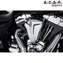 Filtre à air cipher chrome haute performance pour Harley Davidson par Ciro Ciro - 1