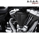 Filtre à air cipher noir haute performance pour Harley Davidson par Ciro Ciro - 1