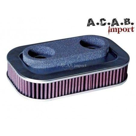 Filtre à air permanent hiflow K&N Sportster XL 1988 a 2003