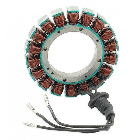 Stator Accel 38 Amp pour Twin Cam Harley Davidson 01-06