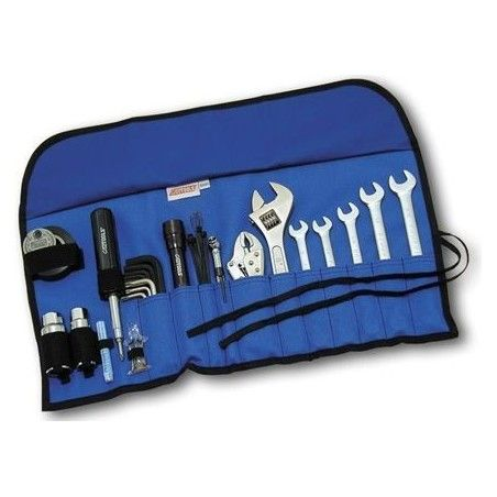 Kit outils Roll-up CruzTools