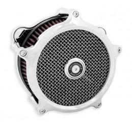 filtre air performance machine super gas chrome sportster 91 17. Black Bedroom Furniture Sets. Home Design Ideas