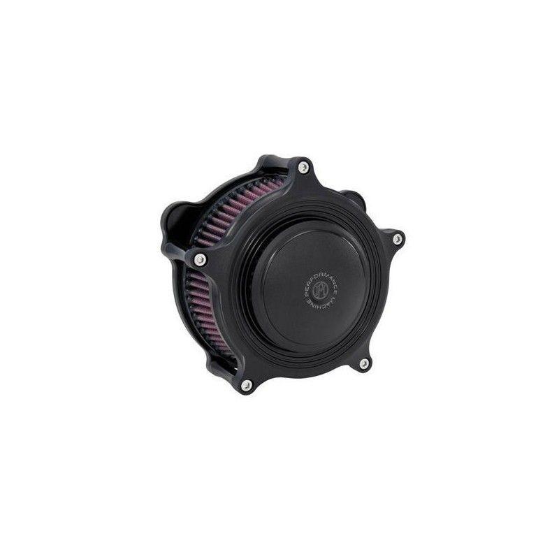 filtre air performance machine super gas noir twin cam 93 17. Black Bedroom Furniture Sets. Home Design Ideas