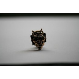vis decorative speed devil bronze joaillerie