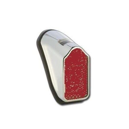 Mini feu Tombstone LED lentille rouge