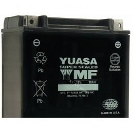 Batterie Yuasa YTX20HLBS Softail Dyna VRSC Buell