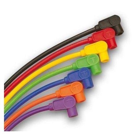 Cables de bougie Taylor Noir XL 07-17