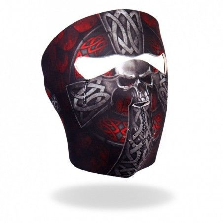 Masque intégral Hot Leathers Celtic Cross