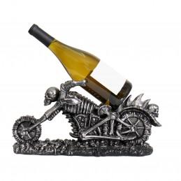 Porte bouteille Skull rider