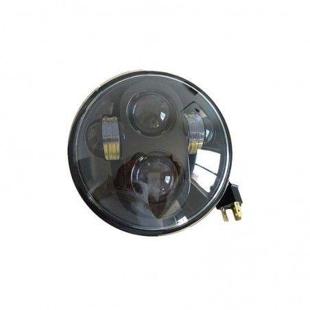 Optique de Phare NIGHT CUSTOM à LED homologué CE