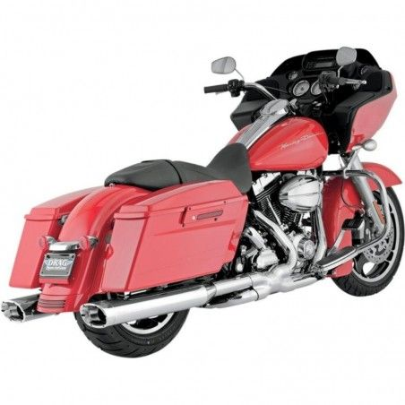Silencieux vance & hines monster oval chrome tourer 95 16