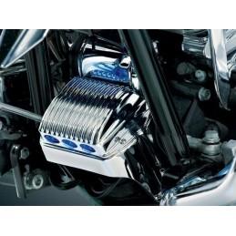 Cache régulateur chromé Kuryakyn pour Harley Davidson