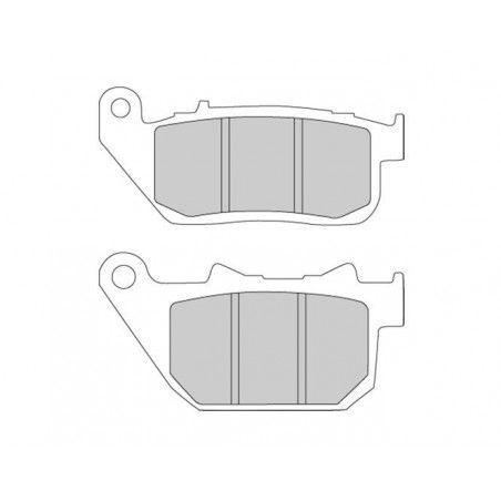 Plaquettes de frein Motor Factory Organic arrière XL XR XRX 04-13