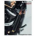 kit radiateur d'huile grenade par RBS poli Twin Cam Harley Davidson 2000 2015