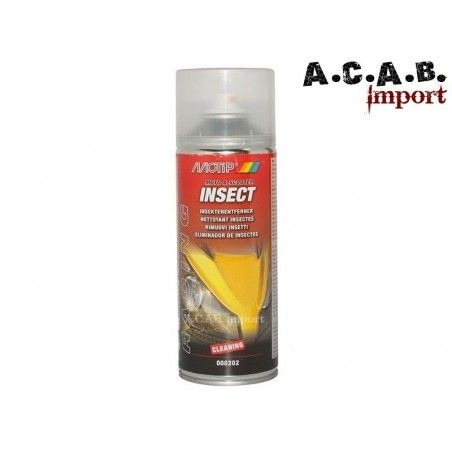 Nettoyant Insectes Moto Motip 400ml