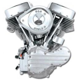 """Moteur S&S® 93"""" Panhead Alternator/Generator Style de 70-99"""