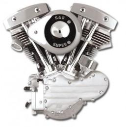 """Moteur S&S® 93"""" Shovelhead alternateur Generateur Naturel"""