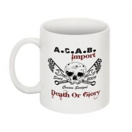 Mug A.C.A.B. Import Death or Glory