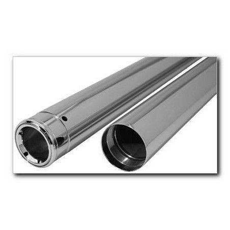 """Tubes de fourche 39mm XL/FXD/FXR +2"""" FXR 26,25"""""""