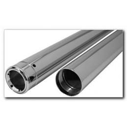 """Tubes de fourche 41mm 84-99 W/G +2"""" FL, 22,25"""""""