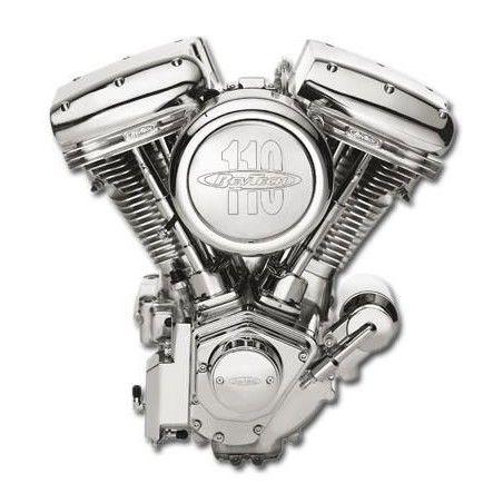 Moteur Revtech 110 Euro3 Aluminium naturel