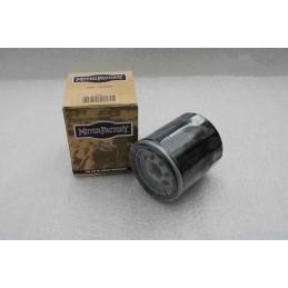 Filtre à huile Premium noir Twin Cam 88 et 1584 motor factory pour Harley Davidson