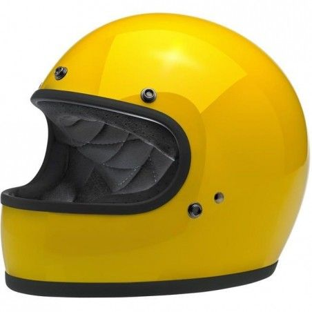 Casque Biltwell Gringo Safe--T Yellow