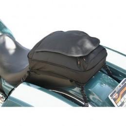 SACOCHE DE SELLE NOIRE UNIVERSELLE RAVEN T-BAGS MOTO