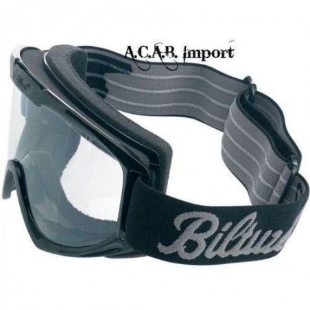 Lunettes de moto Biltwell - Contours noir
