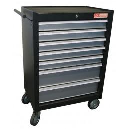 servante d 39 atelier 7 tiroirs vide acabimport. Black Bedroom Furniture Sets. Home Design Ideas