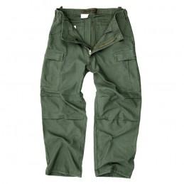 Pantalon kaki coton