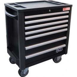 servante d 39 atelier 7 tiroirs hauteur tr s faible v acabimport. Black Bedroom Furniture Sets. Home Design Ideas
