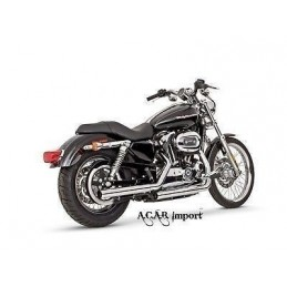 Silencieux Vance & Hines Straighshots HS Slips On Sportster 2004 2013