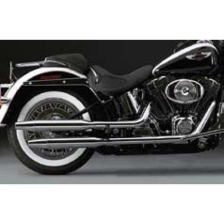 Pots Peacemakers ® de National Cycle pour Softail Deluxe de 2005 à 2006