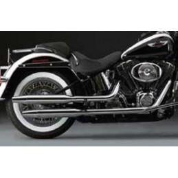 Pots Peacemakers ® de National Cycle pour Softail de 2000 à 2006