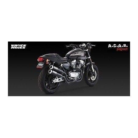Vance & Hines WIDOW XR 2-1-2 noir Harley-Davidson XR1200 Sporster 2009 à 2013