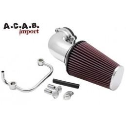 Kit Aircharger poli K&N - Pour Sportster Harley Davidson 2007/2012 - 63-1126P
