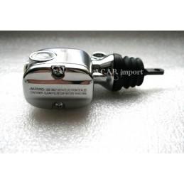 Maître cylindre Arrière Chromé pour FLT Harley Davidson 08 à 2012