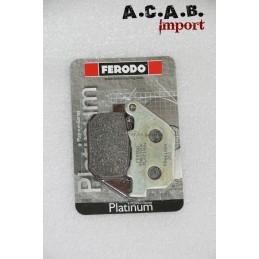 Plaquettes de freins Ferodo Platinum arrière Sporster 04 13