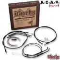 KIT EXTENSION CABLE BURLY POUR APE + 12'' pour XL 04-06 Burly brand - 1