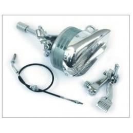 Sirene mecanique type sterling pour softail a partir de 2002