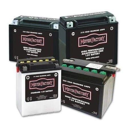 Batterie Yuasa YTX14L-BS