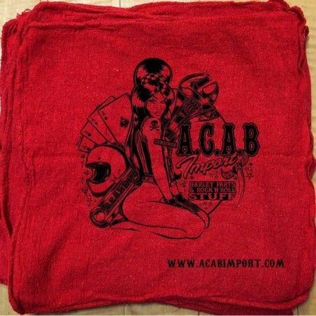 Shop Rags A.C.A.B. Import design David Vicente