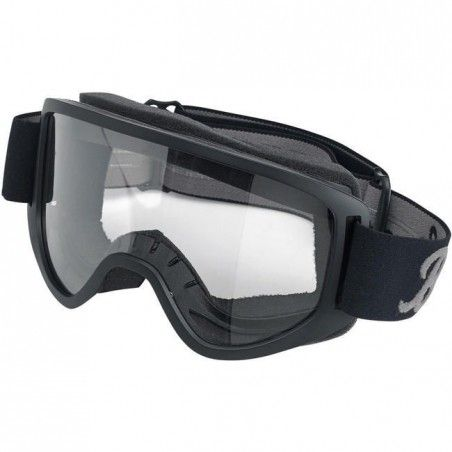 Lunettes Moto 2.0 Biltwell Goggle - Script Black