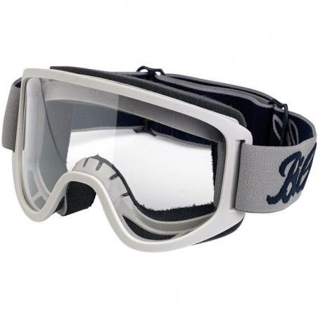 Lunettes Moto 2.0 Biltwell Goggle - Script Titanium