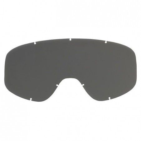 ecran de remplacement lunettes moto 2.0 Biltwell smoke