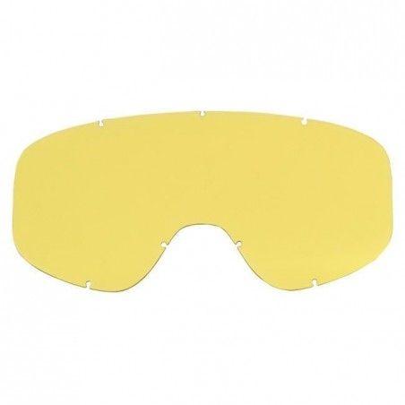 ecran de remplacement lunettes moto 2.0 Biltwell Yellow