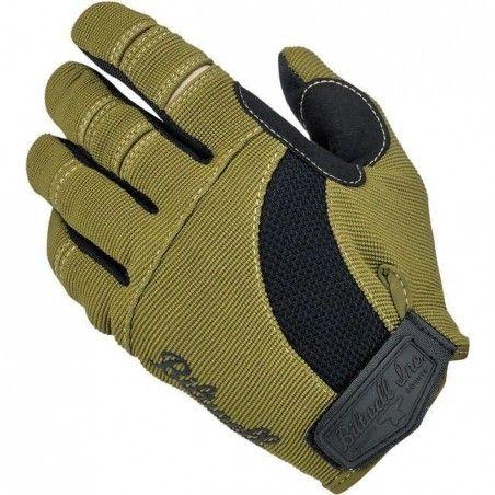 Gants Moto Gloves Biltwell Olive Black
