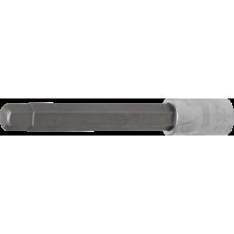 """Douille à embouts, longueur 140 mm, 12,5 mm (1/2"""") six pans intérieurs 13 mm"""